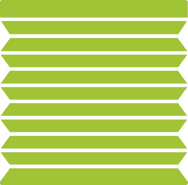 Piktogramm Plissee